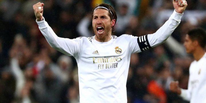 Chủ tịch Perez sẽ quyết định như thế nào với bản hợp đồng mới từ Ramos