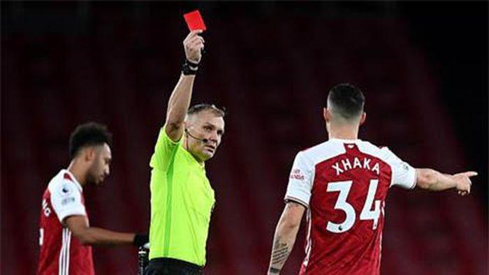 Huấn luyện viên Mikel Arteta: 'Arsenal thất bại vì tấm thẻ đỏ'