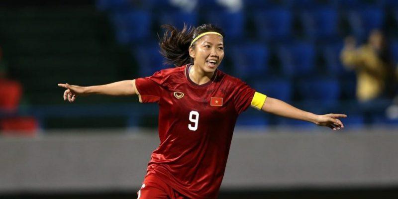 Huỳnh Như gửi tặng bàn thắng trong trận play-off tới người hâm mộ