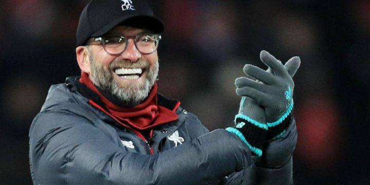 Klopp 'sốc' vì giành giải huấn luyện viên hay nhất năm của FIFA