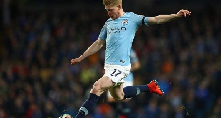 Man City Sắp Ký Hợp Đồng Siêu Khủng Với Tiền Vệ Kevin De Bruyne