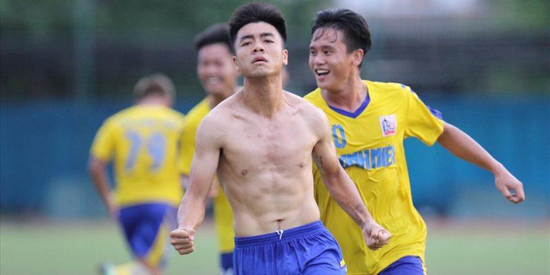 VCK U21 Quốc gia : Khánh Hòa cay đắng nhìn Đồng Tháp đi tiếp